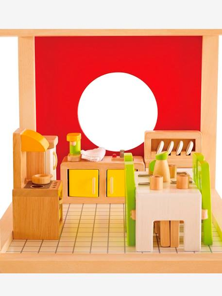 HAPE Wooden Dining-Room BEIGE MEDIUM SOLID WITH DECOR