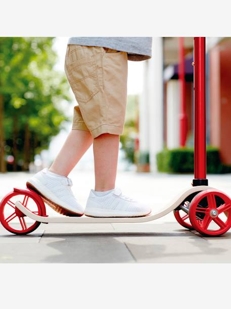 HAPE Scooter RED LIGHT SOLID WITH DESIGN