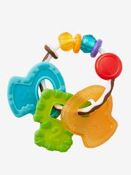 Toys-Baby's First Toys-Blue Box Teething Ring