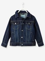 Boys-Coats & Jackets-Jackets-Boys Denim Jacket