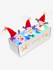 Storage & Decoration-Decoration-Decorative Lighting-Box with 3 Light-Up Snowmen Baubles