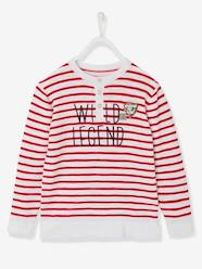 Boys-Jumpers-Boys' Striped Top