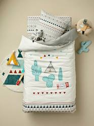 Children's Reversible Duvet Cover + Pillowcase Set, UTAH PARK Theme