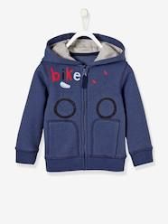 Boys-Boys' Jacket with Zip and Hood