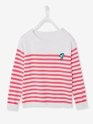 Girls' Sailor-Style Top