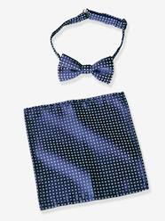 Boys-Accessories-Ties & Bowties-Boys' Bow Tie + Pocket Square Set