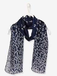 Boys-Accessories-Lightweight Scarves & Snoods-Girls' Square Scarf with Print