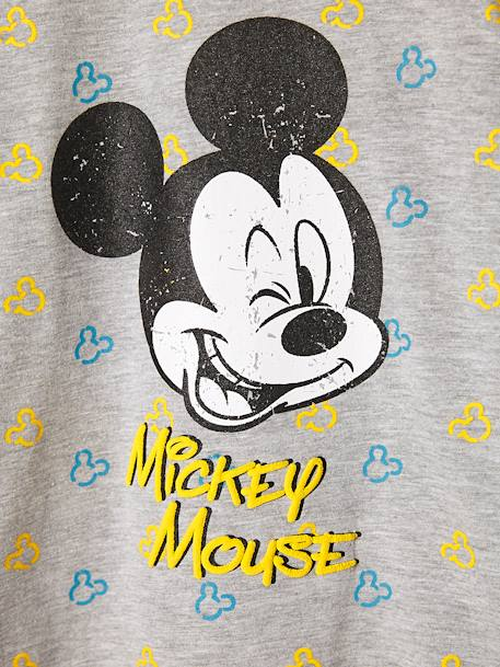 Boys' Printed Mickey® Top GREY LIGHT MIXED COLOR