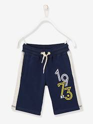 Boys-Shorts-Boys' Fleece Bermuda Shorts