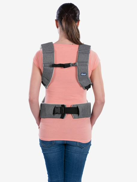 CHICCO Myamaki Baby Carrier GREY MEDIUM SOLID