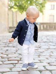 Baby-Outfits-Baby Boys' Shirt & Trouser Outfit