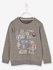 Boys' Star Wars® Sweatshirt with Stitched Patches