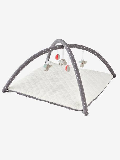 Animo Activity Mat WHITE LIGHT SOLID