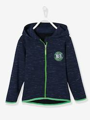 Boys' Sports Sweatshirt, with Hood