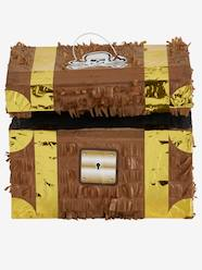 Toys-Outdoor Toys-Pirate Treasure Chest Piñata