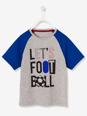 2018 World Cup T-Shirt with Reversible Sequins grey light mixed color