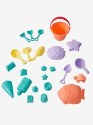 Toys-Outdoor Toys-Plastic Beach Set, 24 Items
