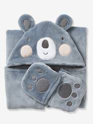 Furniture & Bedding-Baby Bedding-Blankets & Bedspreads-Koala Throw
