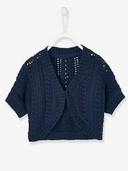 Baby-Openwork Cardigan for Baby Girls