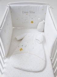 Furniture & Bedding-Cot Bumper, Dreamin' of Stars Theme
