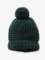 Boys-Thick-Knit Beanie for Boys