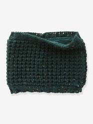 Boys-Accessories-Winter Hats, Scarves & Gloves-Thick Knit Snood for Boys