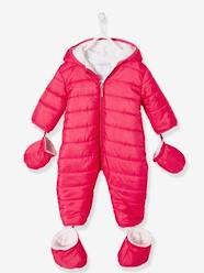 Baby-Outerwear-Snowsuits-Jumpsuit in Lightweight Material, for Babies