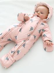 Baby-Outerwear-Snowsuits-Convertible Baby Snowsuit