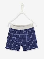 Baby-Shorts-Fleece Sporty Style Bermuda Shorts for Baby Boys