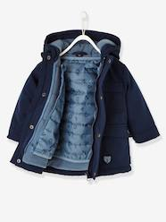 Baby-Outerwear-Coats-3-in-1 Progressive Parka for Baby Boys