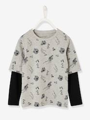 Boys-2-in-1 Top for Boys