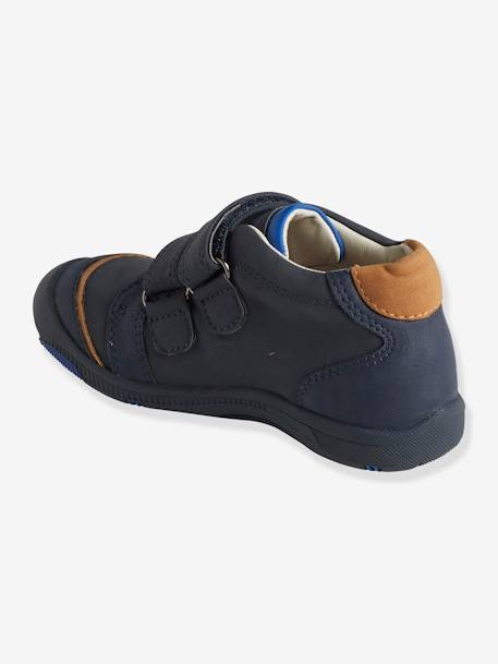 Boys' Touch 'n' Close Boots, Designed for Autonomy BLUE DARK SOLID