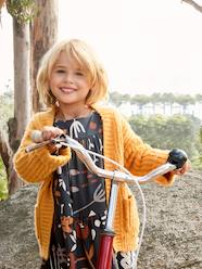 Girls-Cardigans, Jumpers & Sweatshirts-Cardigans-Long, Shawl Collar Cardigan, for Girls
