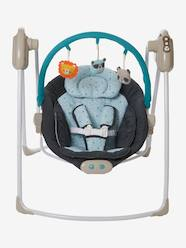 Nursery-Baby Bouncers-VERTBAUDET Babyswing with Toy Bar