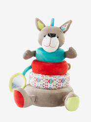 Toys-Stimulating Games & Rattles-Wolf Stacking Tower