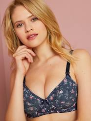 Maternity-Printed & Padded Nursing Bra
