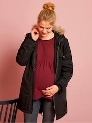 Maternity-3-in-1 Progressive Parka, for During and After Pregnancy