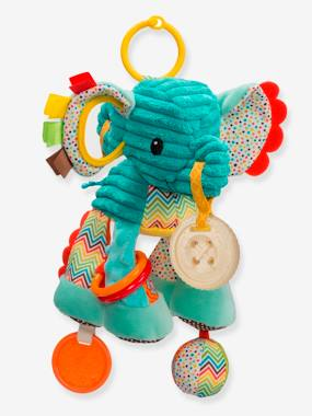 Image of Activity Elephant, BLUE BOX white light solid