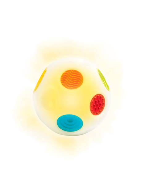 Senso Ball with Sound, BLUE BOX WHITE LIGHT SOLID