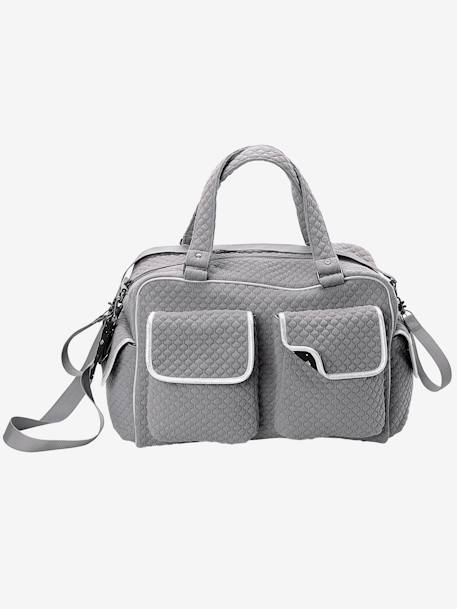 VERTBAUDET Day Changing Bag with Several Pockets Dark grey