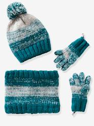 Boys-Accessories-Winter Hats, Scarves & Gloves-Boys' Beanie, Snood & Gloves/Mittens