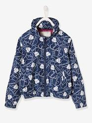 Girls-Coats & Jackets-Jacket with Concealed Hood for Girls