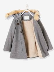 Girls-Coats & Jackets-Girls' Wool Mix Coat