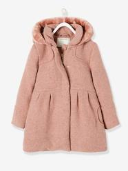 Girls-Woollen Coat for Girls