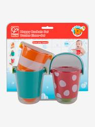 Toys-Bath Toys-Happy Buckets Set, by HAPE