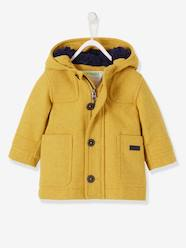 Baby-Outerwear-Coats-Baby Boys' Padded Duffle Coat with Warm Lining