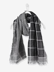 Boys-Accessories-Lightweight Scarves & Snoods-Boys' Reversible Scarf