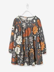 Girls-Dresses-Viscose Dress for Girls