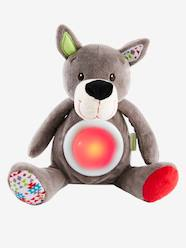 Toys-Wolf Soft Toy, Musical Nightlight