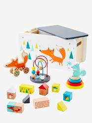 Toys-Multi-activity Fox Toy Box